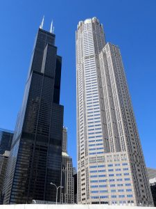 Willis Tower & 311 South Wacker Drive, Chicago